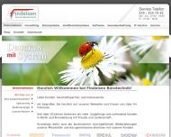 Bild Webseite berolina bürotechnikvertrieb Findeisen & Partner Berlin