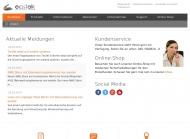 Bild Webseite Biofrusan-Handelsgesellschaft Hamburg