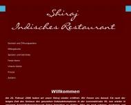 Bild Webseite Capricciosa Restaurant München