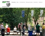 Bild Webseite Club Bouliste de Berlin Berlin