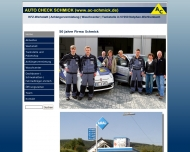 Bild Webseite Auto-Check Schmick Netphen