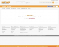 Bild Webseite Dörrbecker Großhandel Ascheberg