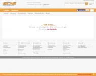 Website Dörrbecker Großhandel