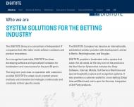 Bild Webseite Digitote Software Berlin