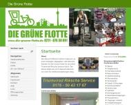 Bild Die Grüne Flotte UG (haftungsbeschränkt)
