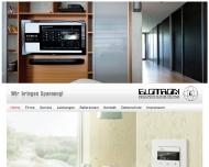 Bild Elotron GmbH innovative Elektrotechnik