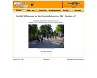 Bild Webseite Eisenbahner - Sportverein Dresden Dresden