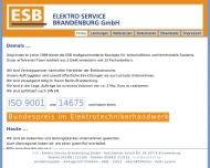 Bild ESB Elektroservice Brandenburg GmbH