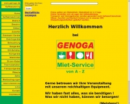 Bild Genoga Mietservice GmbH