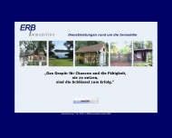 Bild Webseite ERB Immobilien Berlin