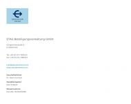 Bild ETAG Beteiligungsverwaltung GmbH