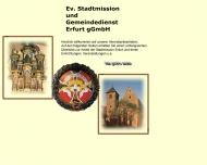 Bild Evangelische Stadtmission und Gemeindedienst Erfurt gGmbH