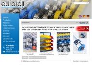 Bild Webseite EUROROLL Dipl.-Ing. K.-H. Beckmann Ascheberg
