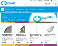 Bild Webseite EUKAMED Essen