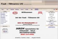 Bild Faak-Tillmanns UG (haftungsbeschränkt)
