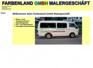 Bild Webseite Farbenland Schopfheim
