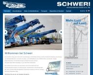 Bild SCHWERI Autokranbetriebe GmbH & Co. KG