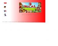Bild Webseite Hilal Lebensmittel Einzel- u. Großhandels Stuttgart