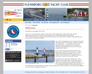 Bild Webseite  Flensburg