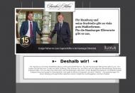Bild Webseite Förster & Hilms Immobiliengesellschaft Hamburg