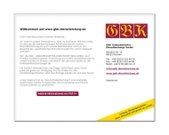 Bild G B K - Gebäudekontor-Dienstleistungs GmbH
