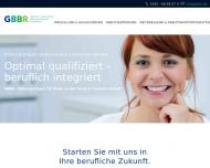 Bild GBBR mbH Gesellschaft für Bildung und berufliche Rehabilitation