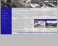Bild Webseite Gebrüder Wendler Reutlingen