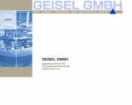 Bild Webseite Geisel Gesellschaft Reutlingen