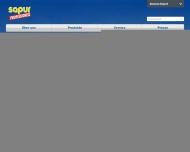 Bild Webseite GENIAL Produkte Meckenheim