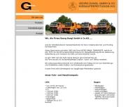 Bild Webseite  Prutting