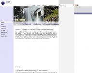 Bild Webseite GEMIT Aachen