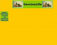 Bild Webseite Gemüse Zille Berlin