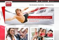 Bild Webseite Elbe Fitness Dresden