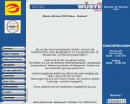 Bild Elektro-Wüsten GmbH