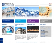 Bild Webseite Germany Value Added Real Estate Berlin