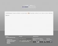 Bild Webseite EUROCA Rohkaffee-Import-Agentur Hamburg
