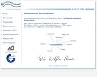 Bild Gesundheitsdienst Beratung und Pflege mbe GmbH
