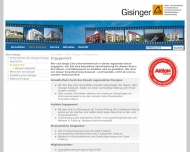 Bild Gisinger Hausverwaltung GmbH