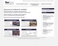 Bild FORPLAN DR. SCHMIEDEL GmbH