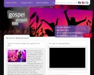 Bild Gospelprojekt-Ruhr e.V.