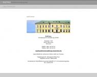 Bild Webseite Graf Arco-Zinneberg'sche Verwaltungsgesellschaft München