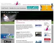 Bild Webseite GMVD Marketing München