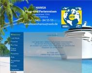 Bild Hansa Flug- und Ferienreisen GmbH