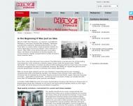 Bild Webseite HAWE Hydraulik SE München