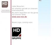 Bild Webseite H.D. Projektentwicklung Berlin