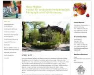 Bild Haus Mignon - Heilpädagogischtherapeutische Arbeitsgmeinschaft zur Förderung des