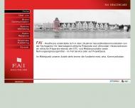 Bild Webseite Healthcom Köln