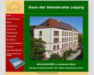 Bild Haus der Demokratie Leipzig e.V.