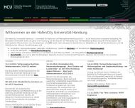 Bild HCU NIAH Forschung -Weiterbildung - Service GmbH