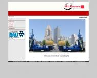Bild Webseite HLEnergie Neunkirchen